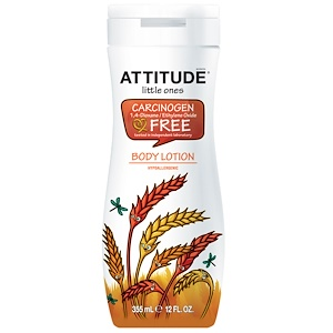 Аттитуде, Little Ones, Body Lotion, 12 fl oz (355 ml) отзывы