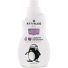 ATTITUDE, Little Ones, Detergente para a Roupa, Sweet Lullaby, 1 l (33,8 fl oz)