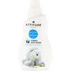 ATTITUDE, Fabric Softener, 40 Loads, Wildflowers, 33.8 fl oz (1 l)