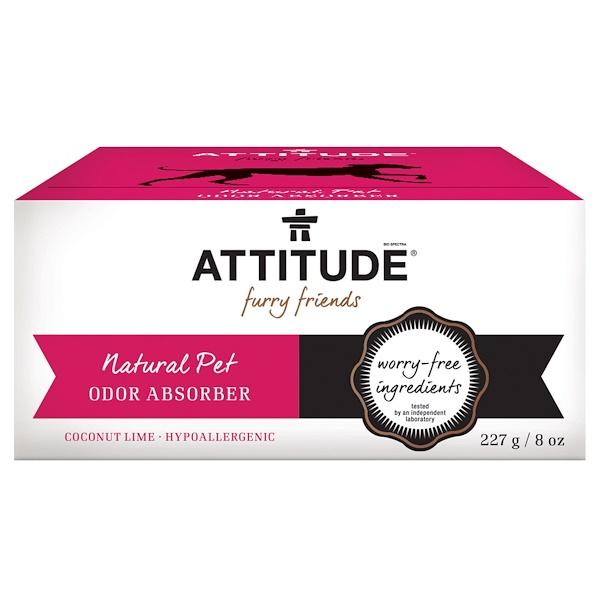Attitude nos amis fourrure absorbeur d 39 odeur animales - Absorbeur d odeur naturel ...