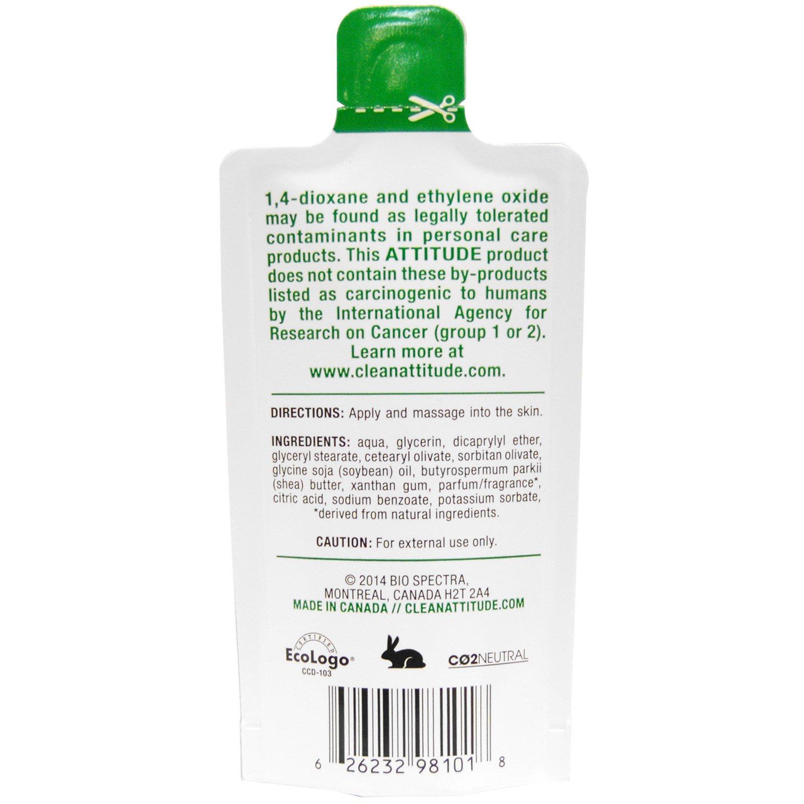 ATTITUDE, Body Lotion, Revival, 1 fl oz (30 ml) - iHerb com