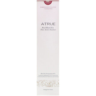 ATrue, Real Black Tea, True Active Essence, 180 ml
