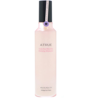 ATrue, Violet Petal Black Tea Hydrating Moisturizer, 120 ml