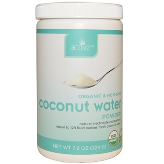 Activz, Organic Coconut Water Powder, 7.9 oz (224 g)