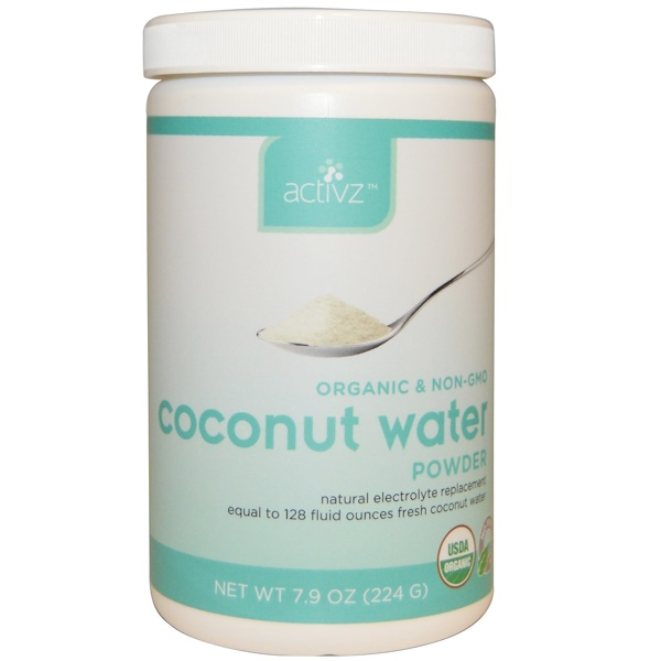Activz, Organic Coconut Water Powder, 7、9 oz (224 g)