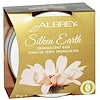 Aubrey Organics, Silken Earth, Translucent Base, Porcelain, .74 oz (21 g) (Discontinued Item)