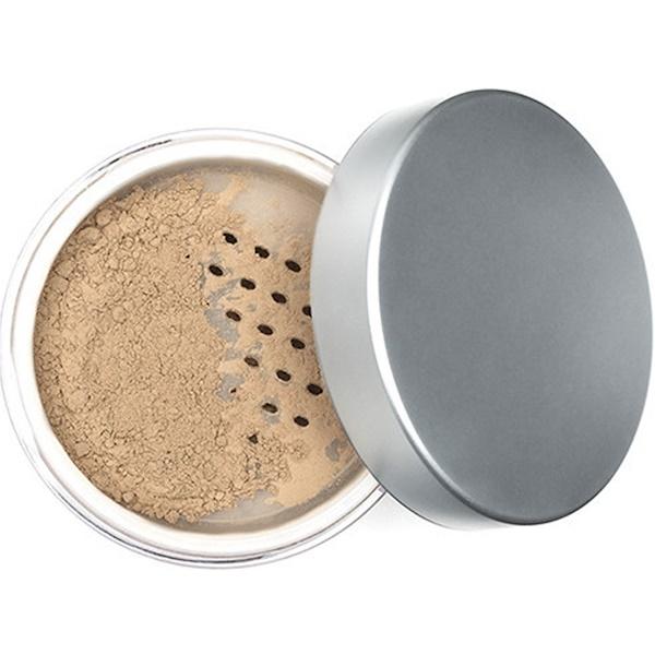 Aubrey Organics, Silken Earth, Translucent Base, Tan,  .74 oz (21 g) (Discontinued Item)