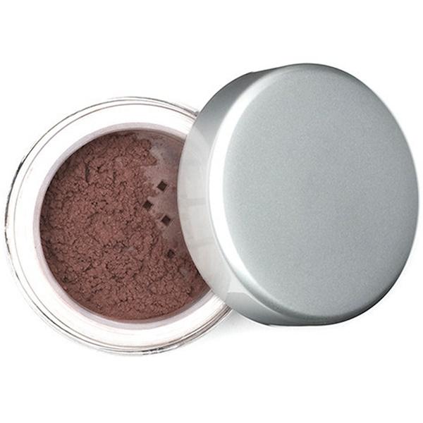 Aubrey Organics, Silken Earth, Powder Blush, Warmed Raisin, 3 g (Discontinued Item)