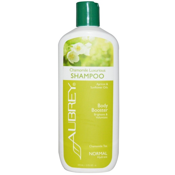 Chamomile Luxurious Shampoo, Body Booster, Normal, 11 fl oz (325 ml)