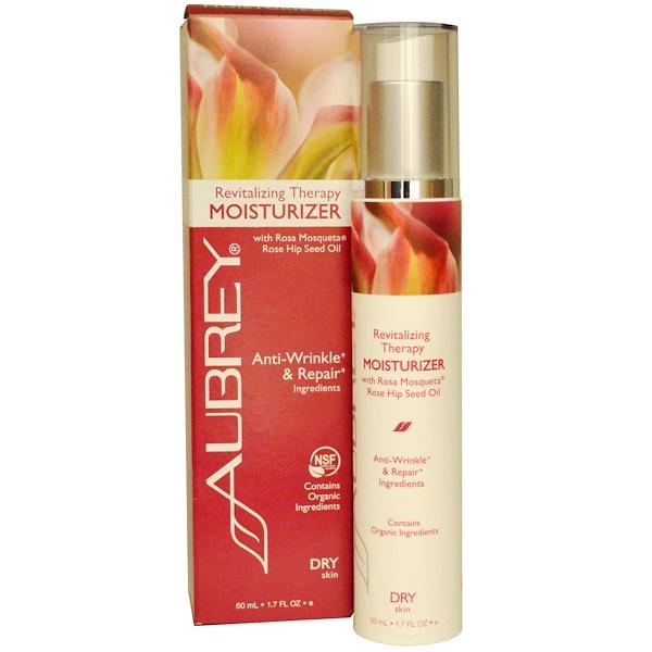 Revitalizing Therapy Moisturizer, Dry Skin, 1.7 fl oz (50 ml)