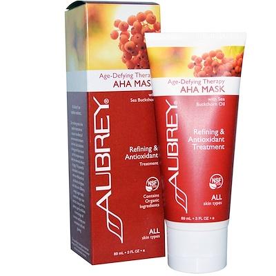Антивозростная терапия, Маска с AHA - кислотами для всех типов кожи, 89 мл