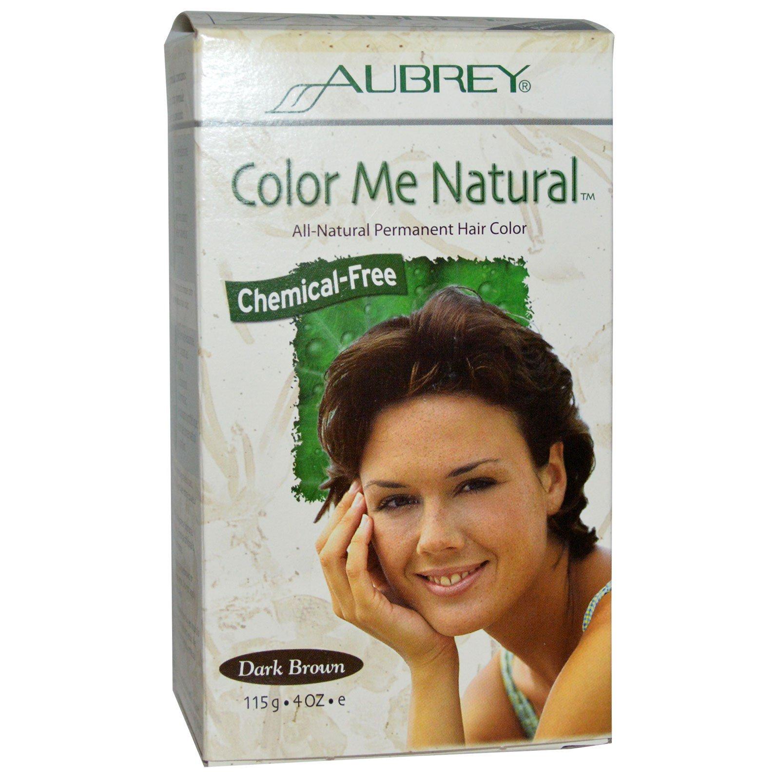 Aubrey Organics Color Me Natural 100 Natural Permanent Hair Color