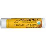 Отзывы о Aubrey Organics, Натуральный бальзам для губ, ваниль и мед, 0.15 унций (4.25 г)