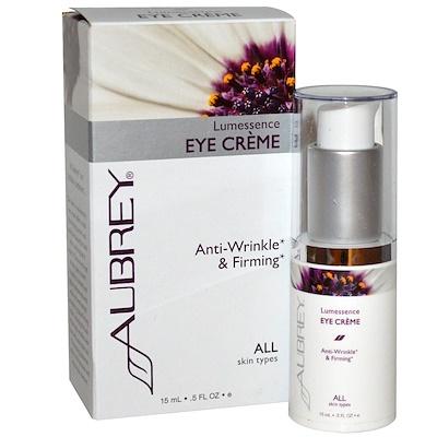 Укрепляющий крем против морщин для кожи вокруг глаз, 0,5 жидких унций (15 мл )