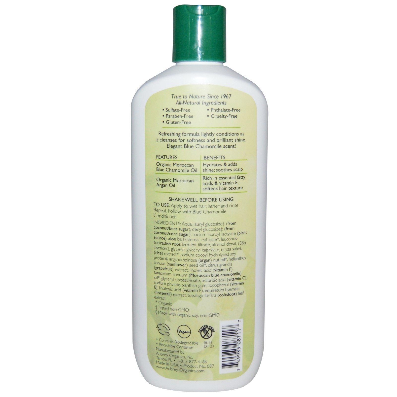 Aubrey Organics - Moroccan Argan Oil - 1 oz. REN Skincare Clean Skincare Global Protection Day Cream 1.7 Oz
