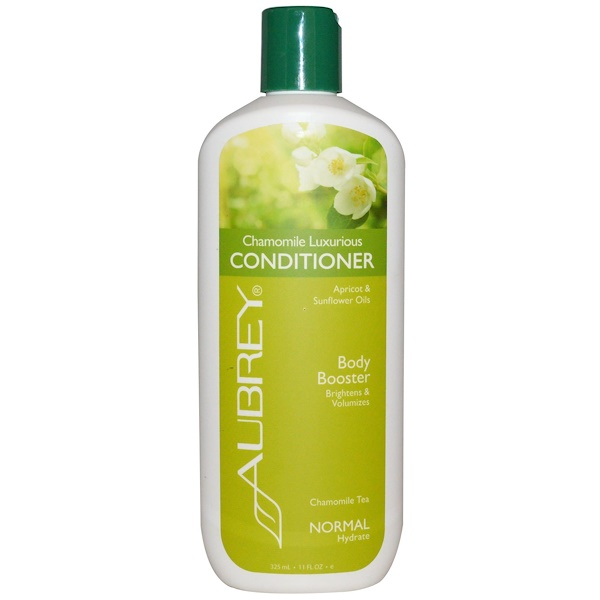 Aubrey Organics, Chamomile Luxurious Conditioner, 11 fl oz (325 ml)