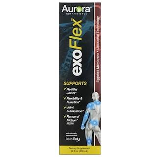 Aurora Nutrascience, exoFlex, Мембрана из яичной скорлупы, Липосомная технология, 10 ж. унц.(300 мл)