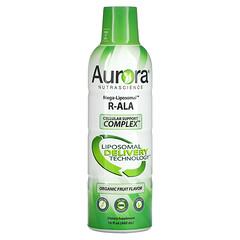 Aurora Nutrascience, Korean Cherry Blossom,有機水果味,16 液量盎司(480 毫升)