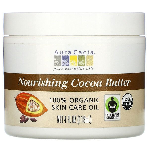 Nourishing Cocoa Butter, 4 fl oz (118 ml)