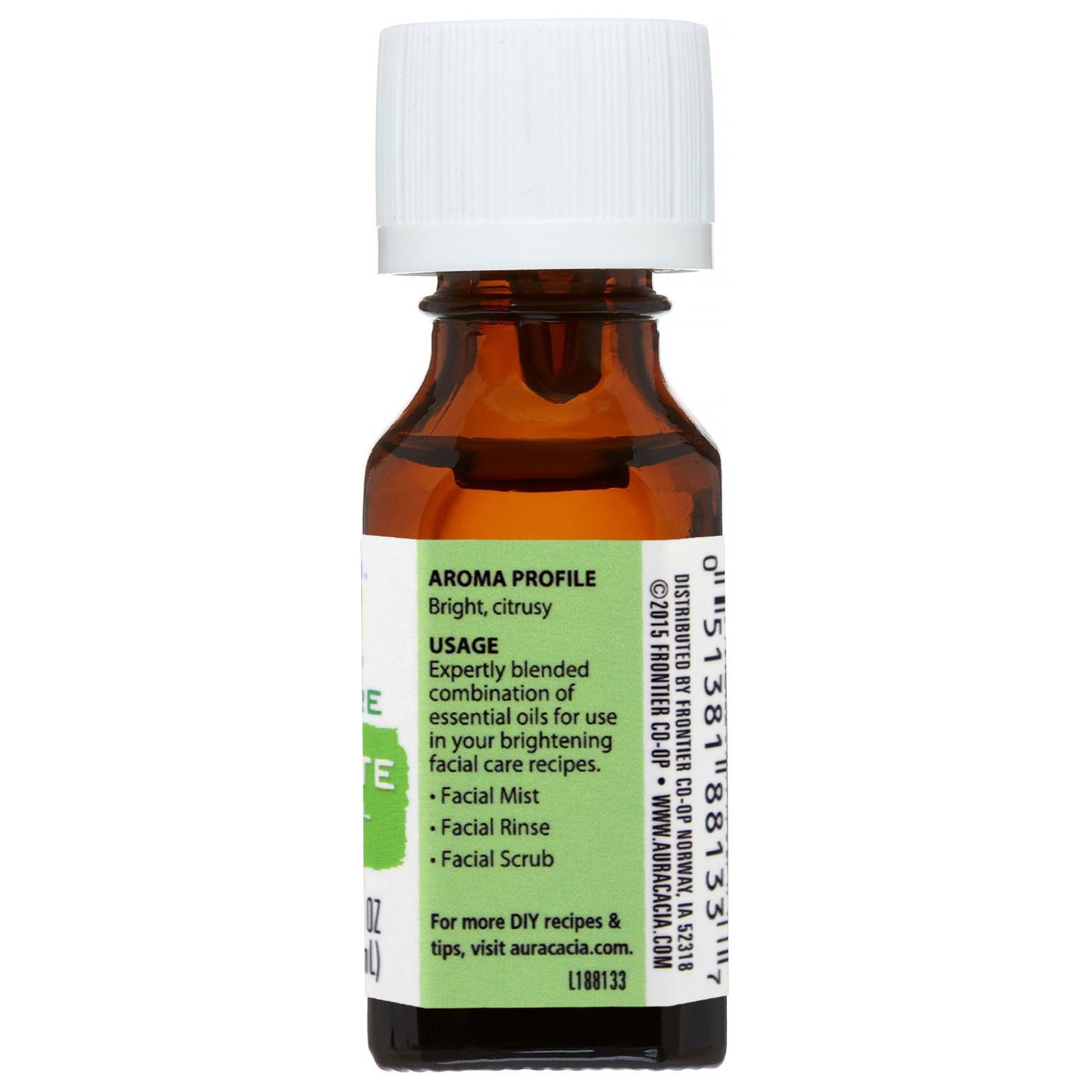 Aura cacia facial care essential oil blend illuminate 5 fl oz click to zoom solutioingenieria Gallery