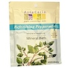 Aura Cacia, Aromatherapy Mineral Bath, Refreshing Peppermint , 2.5 oz (70.9 g)