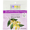 Aura Cacia, Baño de Aromaterapia con Minerales, Euphoric Ylang Ylang - 2,5 oz (70,9 g)