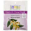 Aura Cacia, Aromatherapie Mineralbad, euphorischer Ylang Ylang, 70,9 g