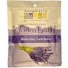 Aura Cacia, Aromatherapy Foam Bath, Relaxing Lavender, 2.5 oz (70.9 g)
