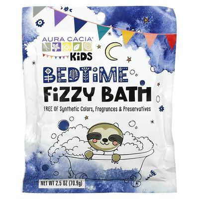 Aura Cacia Kids, Bedtime Fizzy Bath, 2.5 oz (70.9 g)