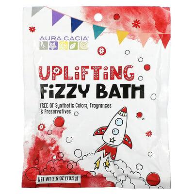 Aura Cacia Uplifting Fizzy Bath, 2.5 oz (70.9 g)
