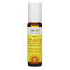 Aura Cacia, Organic Chakra Balancing Aromatherapy Roll-On, Empowering Solar Plexus, 0.31 fl oz (9.2 ml)