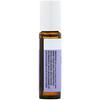 Aura Cacia, オーガニック・チャクラバランス・アロマセラピー・ロールオン、インサイトフル・サードアイ、0.31 液体オンス(9.2 ml) (Discontinued Item)