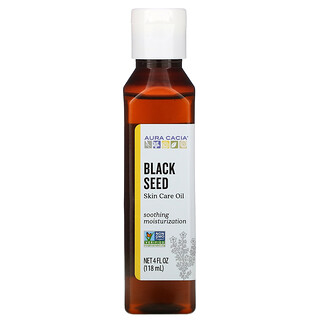 Aura Cacia, Skin Care Oil, Black Seed, 4 fl oz (118 ml)