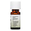 Aura Cacia, Pure Essential Oil, Organic Peppermint, 0.25 fl oz (7.4 ml)