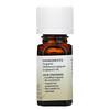 Aura Cacia, Pure Essential Oil, Organic Cajeput, 0.25 fl oz (7.4 ml)