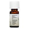 Aura Cacia, 纯精油,有机没药,0.25 液量盎司(7.4 毫升)