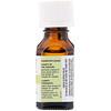 Aura Cacia, 100% Pure Essential Oil, Balsam Fir Needle, .5 fl oz (15 ml)