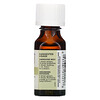 Aura Cacia, 100% Pure Essential Oil, Ginger, 0.5 fl oz (15 ml)