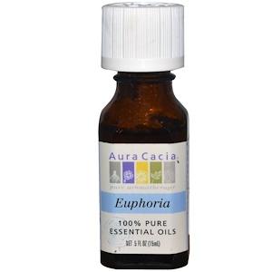 Аура Кация, 100% Pure Essential Oils, Euphoria, .5 fl oz (15 ml) отзывы