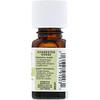 Aura Cacia, 100% Pure Essential Oil, Roman Chamomile, .125 fl oz (3.7 ml)