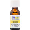 Aura Cacia, Pure Essential Oils, Jasmine Absolute, Sensualizing, .5 fl oz (15 ml)