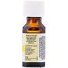 Aura Cacia, زيت النيرولي، لعلاج القلق، 5. أونصة سائلة (15 مل)