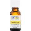 Aura Cacia, Pure Essential Oils, Frankincense, Sanctifying, .5 fl oz (15 ml)
