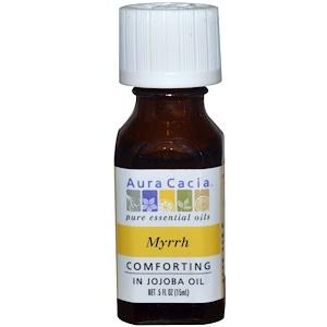 Аура Кация, Myrrh, Comforting, .5 fl oz (15 ml) отзывы