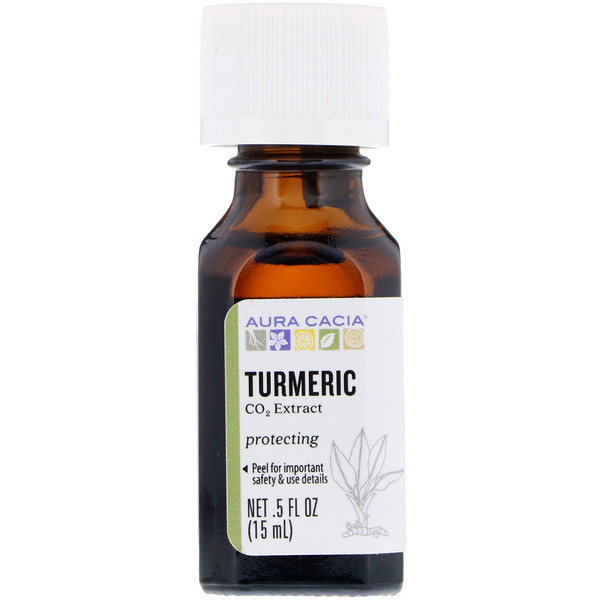 Turmeric, CO2 Extract, .5 fl oz (15 ml)