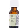 Aura Cacia, 100% Pure Essential Oil, Bergamot, .5 fl oz (15 ml)