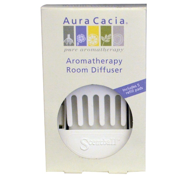 Aura Cacia, Aromatherapy Room Diffuser, 1 Diffuser (Discontinued Item)