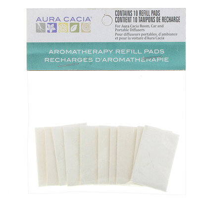 Aromatherapy Refill Pads, 10 Pads