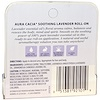Aura Cacia, Aromatherapy Roll-On, Soothing Lavender, 0.31 fl oz (9.2 ml) (Discontinued Item)