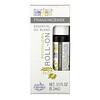 Aura Cacia, Essential Oil Blend, Revitalizing Roll-On, Frankincense, 0.31 fl oz (9.2 ml)